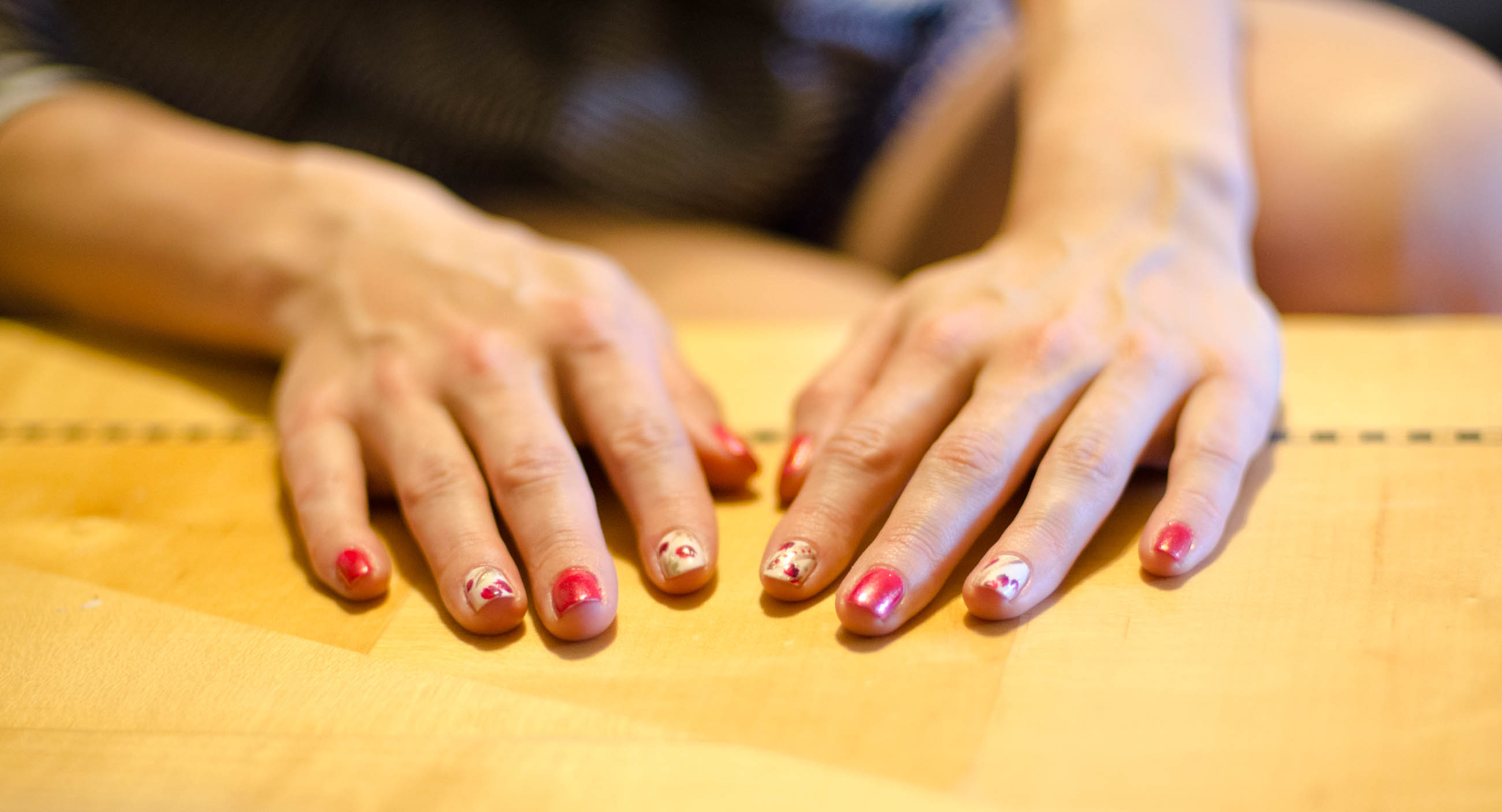 Outlander Floral Nail Art Tutorial Likely By Sea