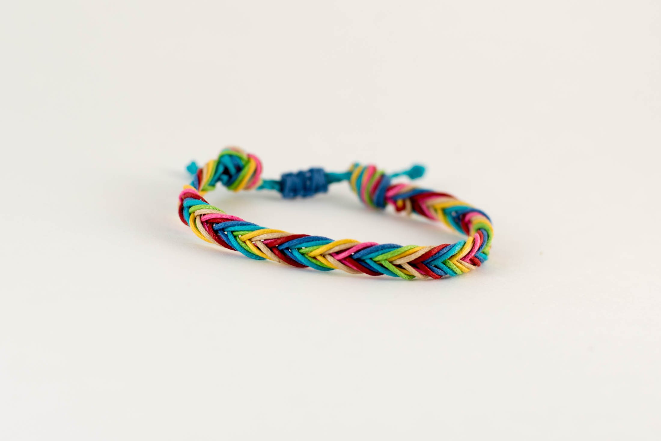 fishtail friendship bracelet diy rainbow fishtail braid macrame friendship bracelet 9449