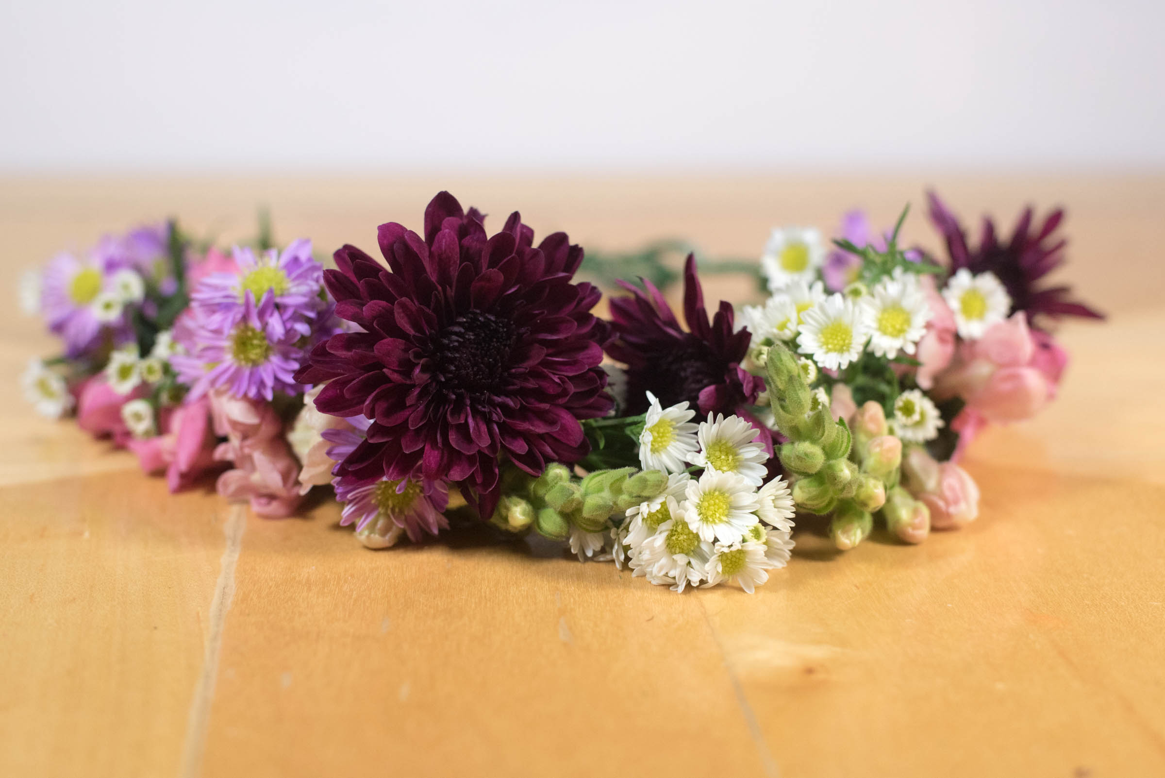 Diy flower crown likely by sea diy flower crown izmirmasajfo