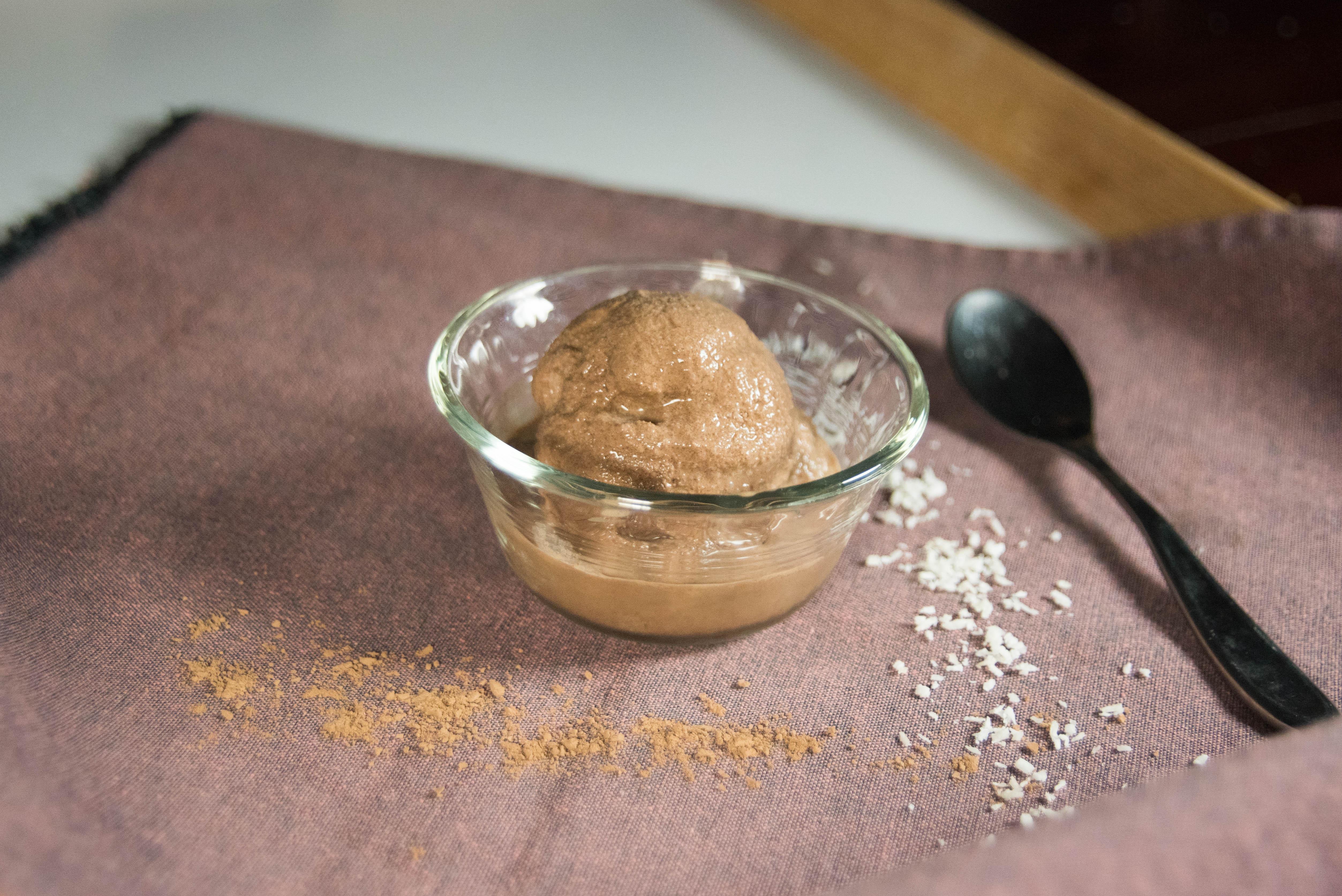 coconut chocolate ice cream