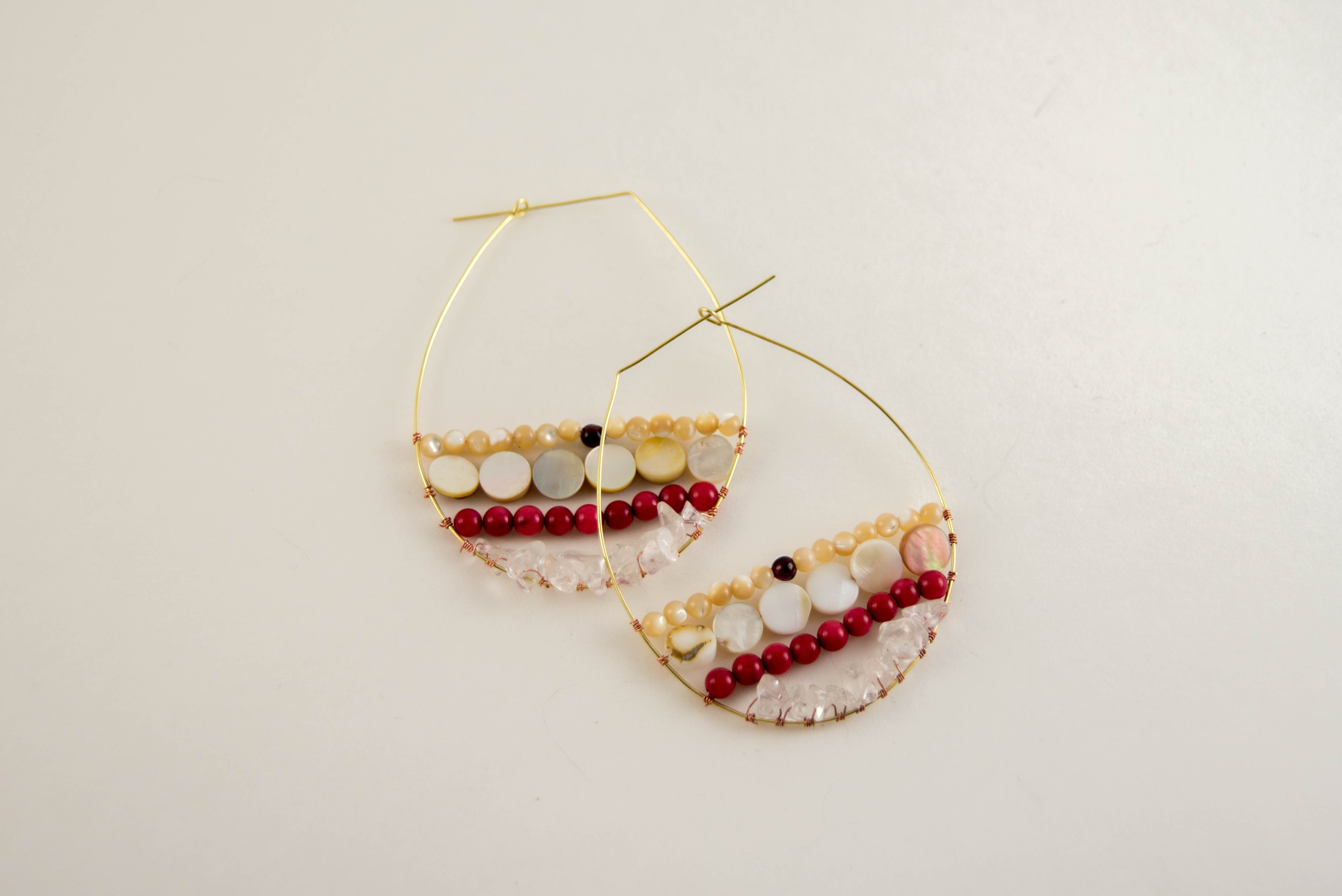 Fine Simple Wire Earrings Pictures Inspiration