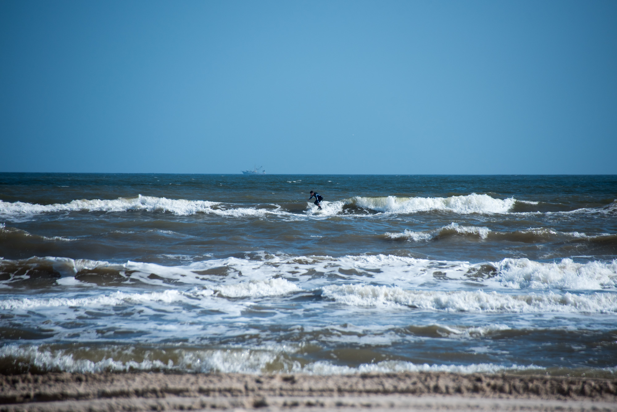 matagorda surfing in spring