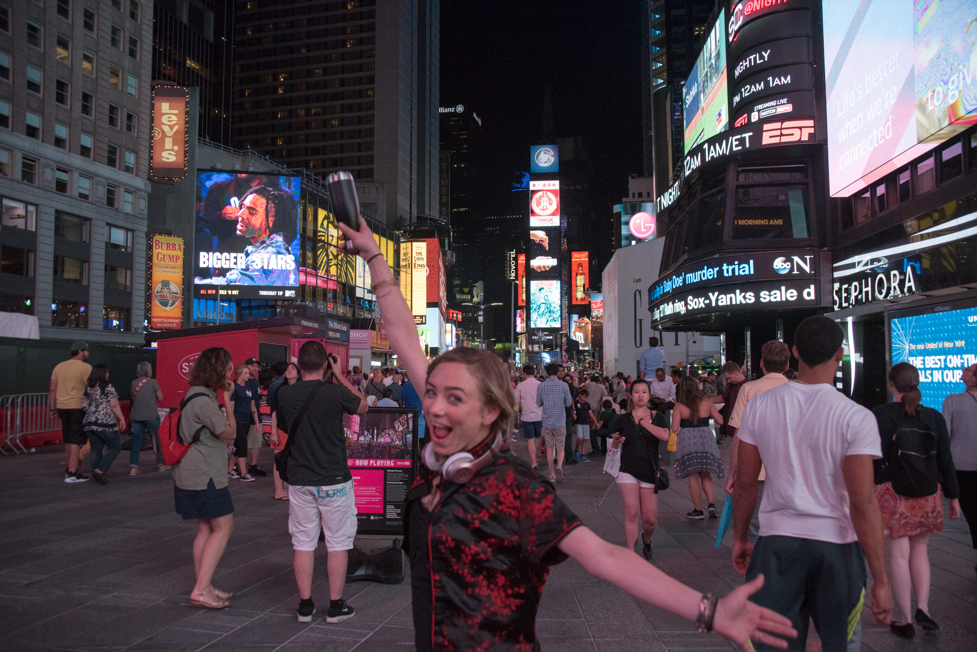 3 things to do in times square likely by sea for Times square new york things to do