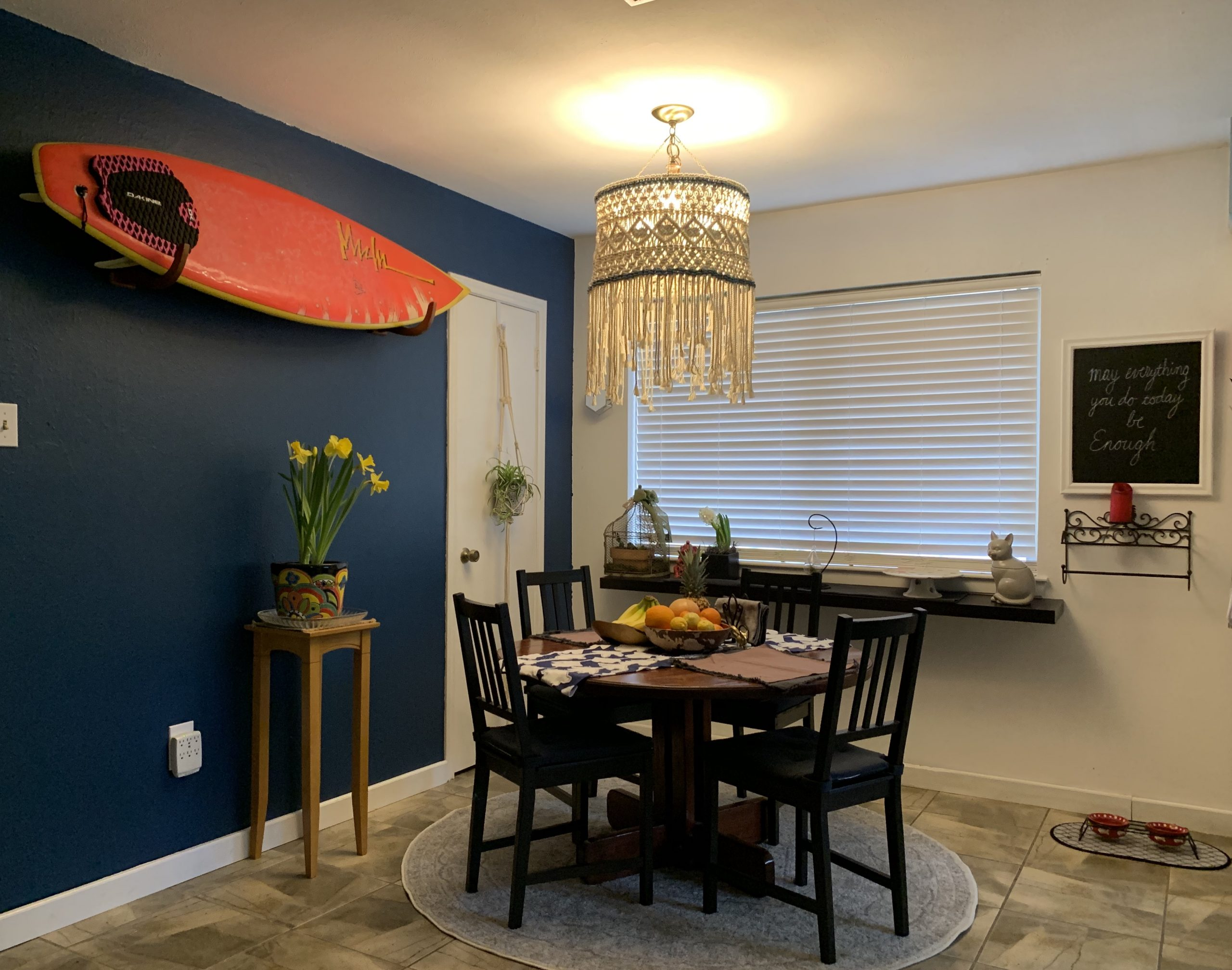 Diy Macrame Hanging Chandelier Lampshade Likely By Sea